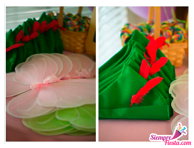 Ideas para fiesta de cumplea os de campanita tinkerbell - Fiestas de cumpleanos para ninas ...