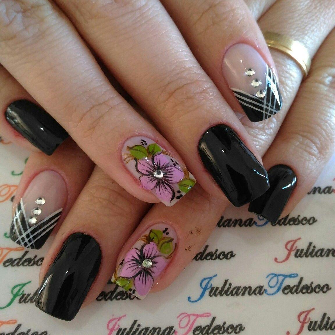 Pin de Lourdes Chimá en Loulou Uñilindas | Pinterest | Uñas de ...