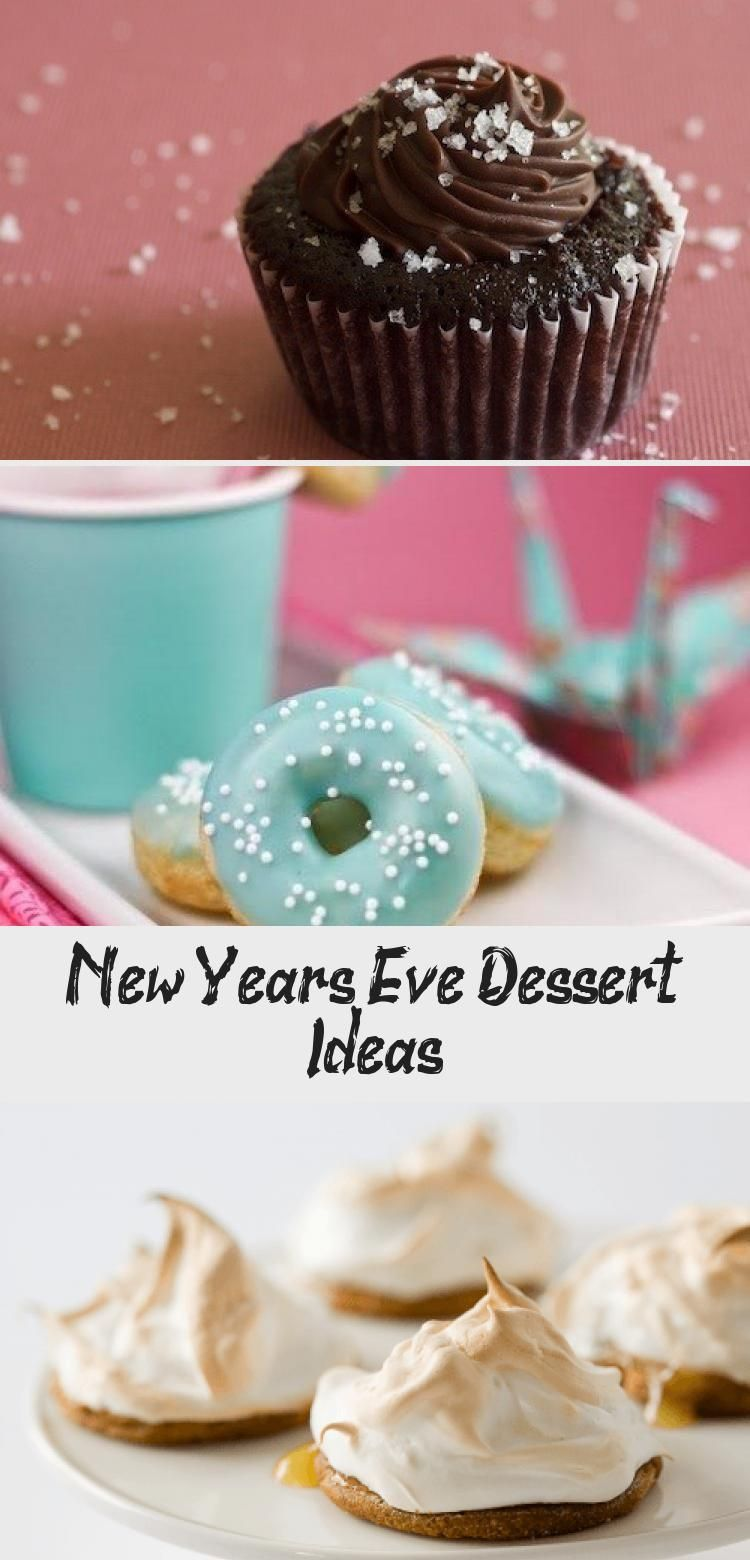 Amazing desserts perfect for New Years Eve!