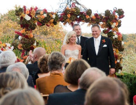 Bob and Renee Parsons wedding 2009-CEO and founder of