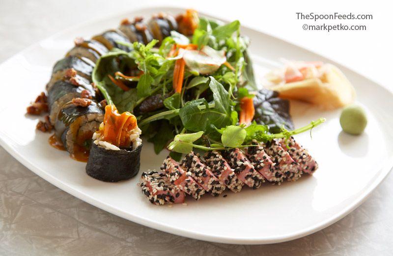 The Fiction Kitchen Raleigh Nc 100 Vegetarian Vegan Restaurant Tofu