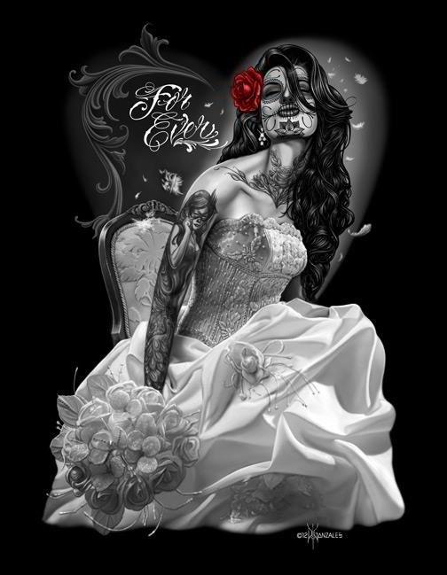 Dia De Los Muertos | Chicano style | Pinterest | Beautiful ...
