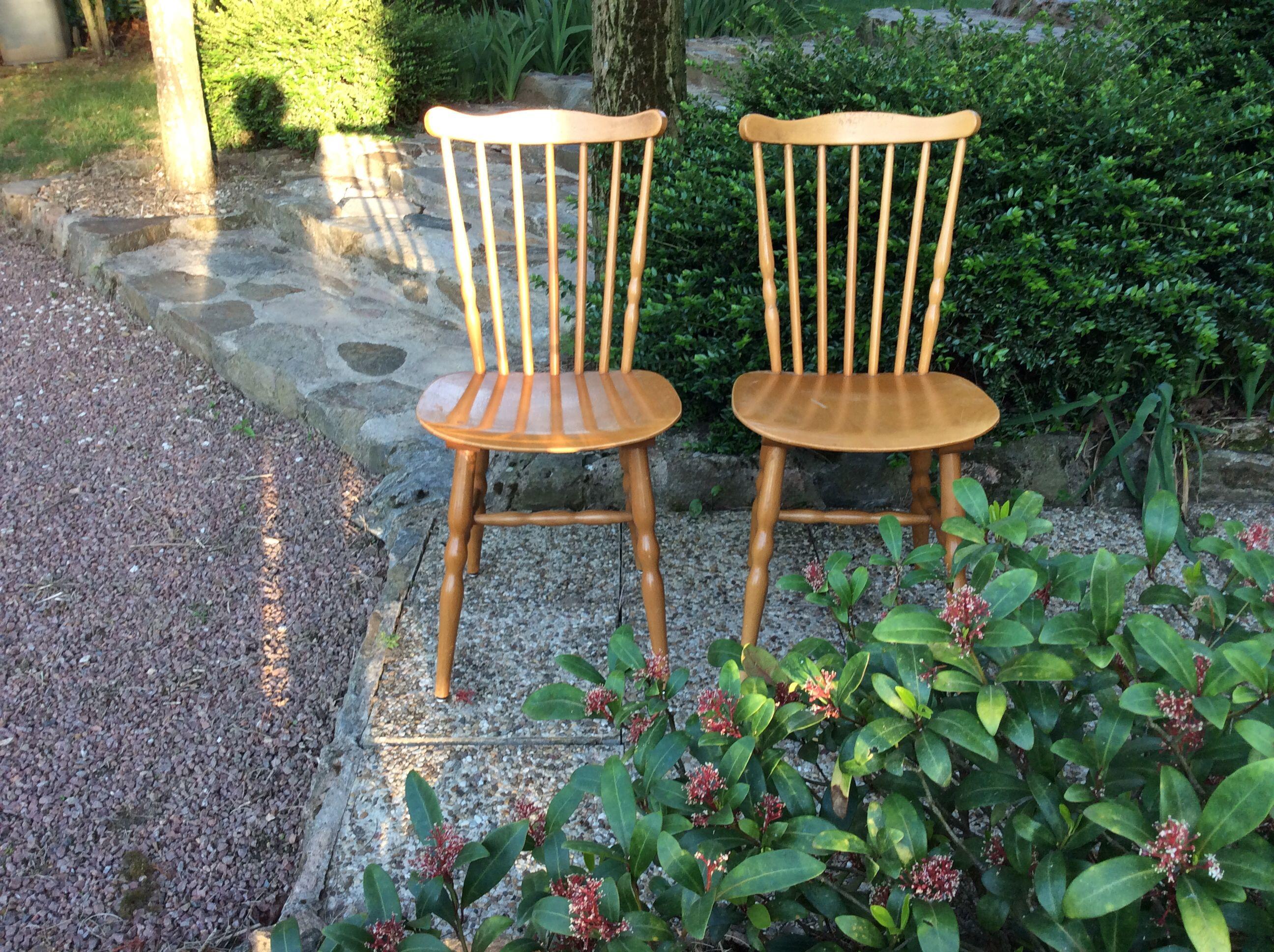 Chaises TACOMA | Chaise design, Mobilier design, Vintage design