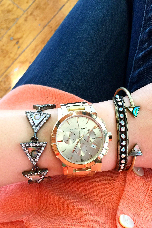 Loren Hope Stack Venus Link Bracelet