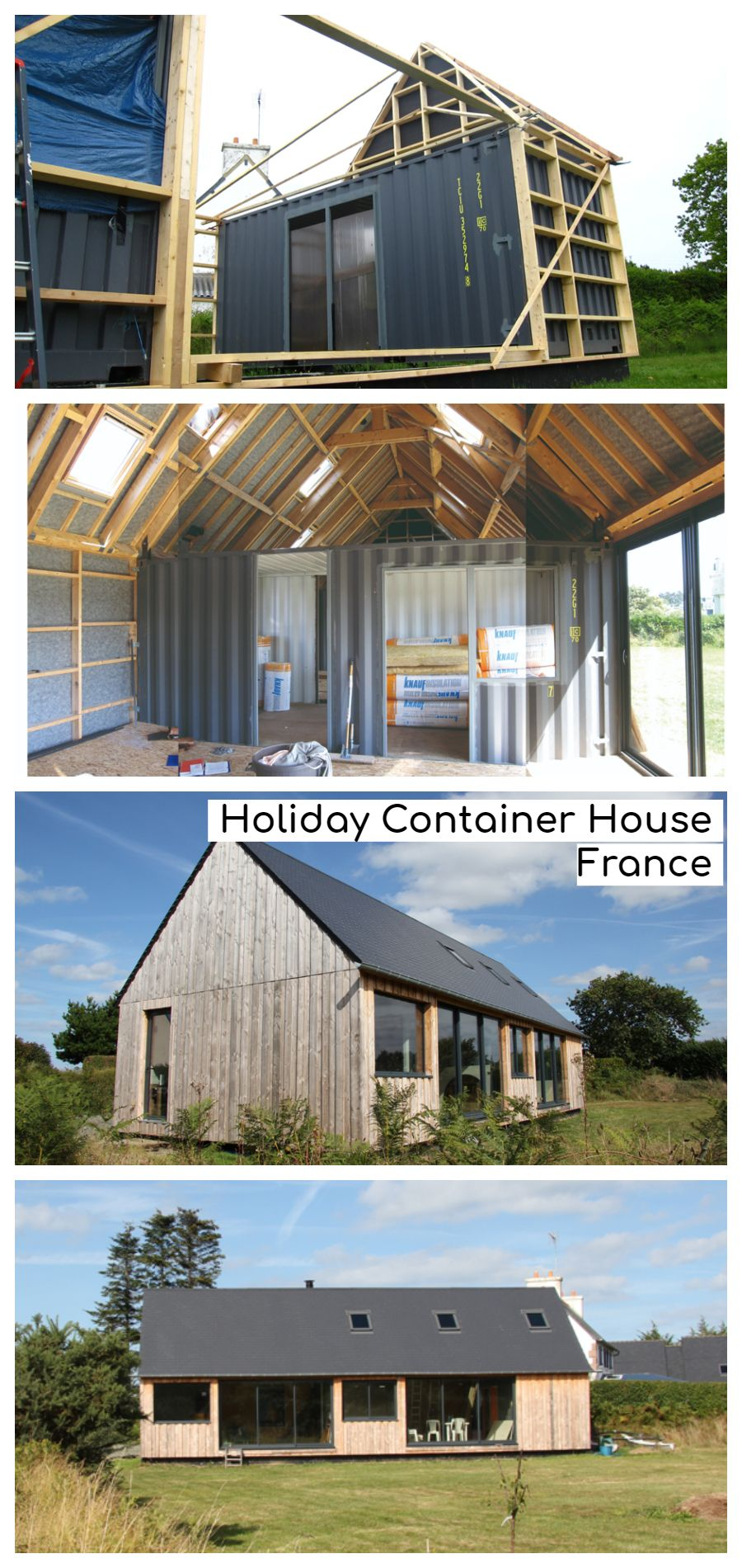 Photo of Holiday Container House from France