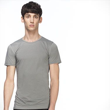 2f36bac6dce Uniqlo - AIRism Crew Neck T Shirt | Don't Touch My Stuff | Mens tops ...