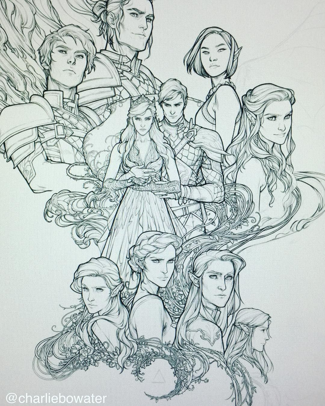 I M Almost Done With The Lines So Close Acowar Sjmaas