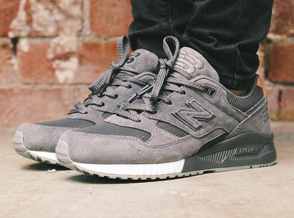 New Balance M530 Premium Flint Grey | Feet Candies | Pinterest ...