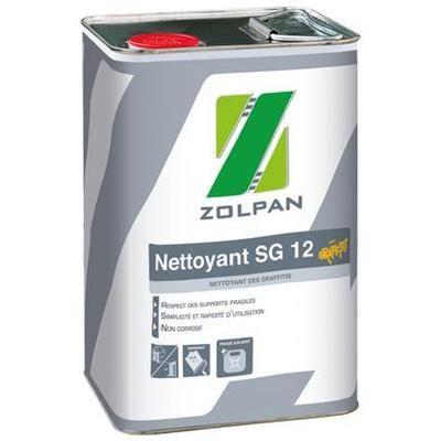 Nettoyant SG 12 Extérieur Façades  Zolpan Batiment Pinterest - Produit Nettoyage Mur Exterieur