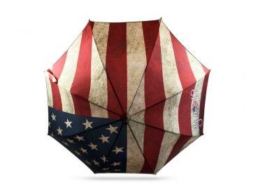 Regenschirm Y-Not, USA Flagge