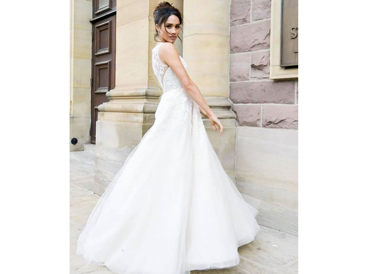 Will Meghan Markle Wear A Gown By This Southern Designer