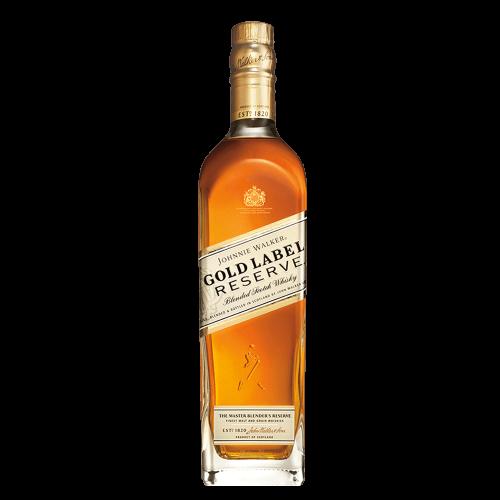 Whisky J Walker Gold Label Reserve 750ml Johnnie Walker Gold Label Johnnie Walker Johnnie Walker Gold