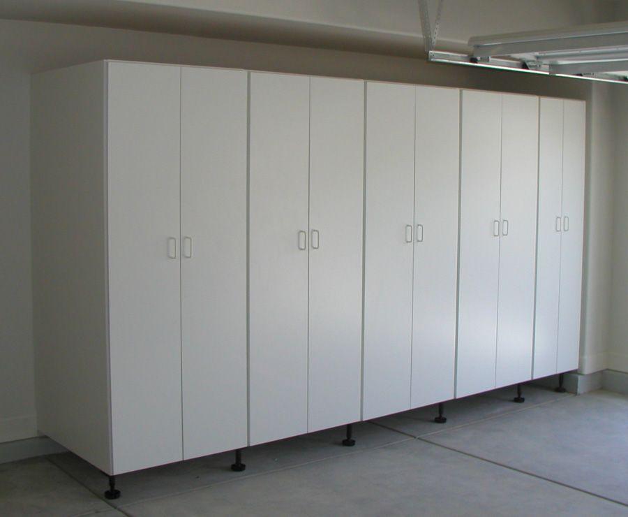 Garage storage pantry