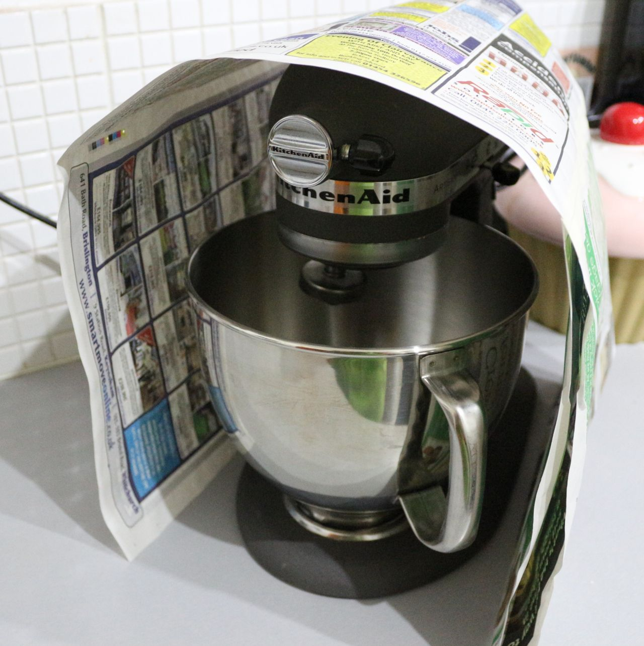 A cover for my kitchenaid with images kitchen aid