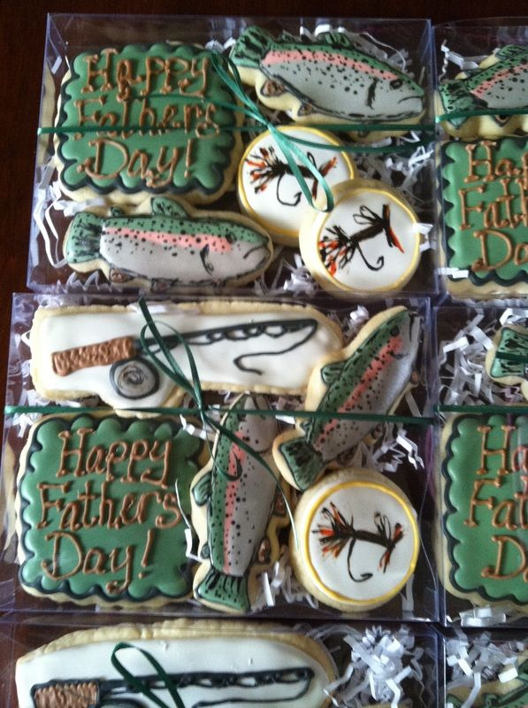 Fathers Day Cookie Boxes | Cookies for Dad | Pinterest | Kekse