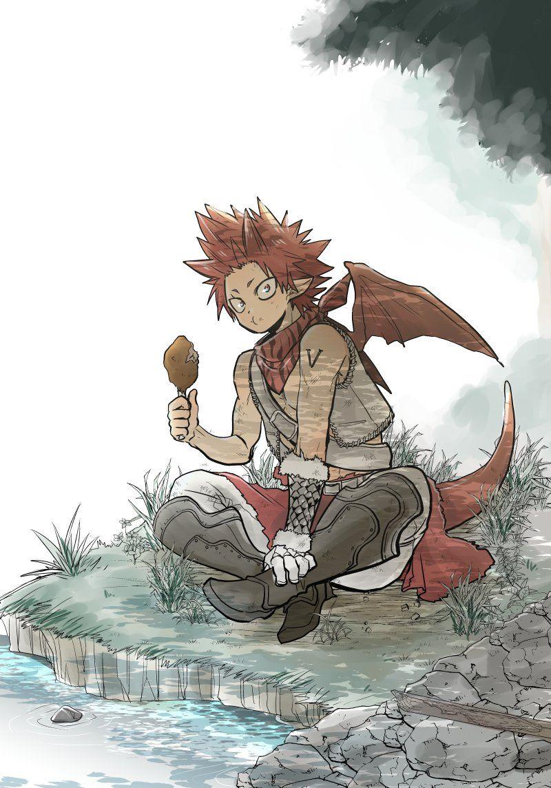 そば On Twitter Kirishima My Hero Academia Kirishima Eijirou Kirishima