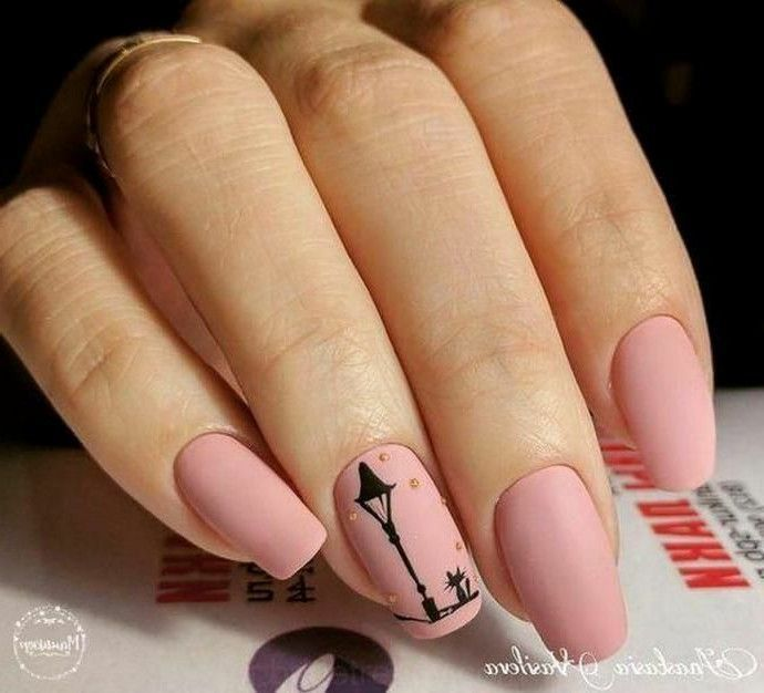 Best nails art 2019 | Ongles, Ongles rose, Ongles magnifiques