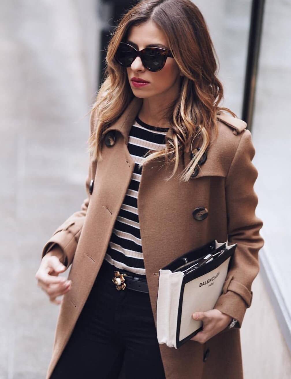 Chic Fall Coats for You to Cozy Up In Style forecast