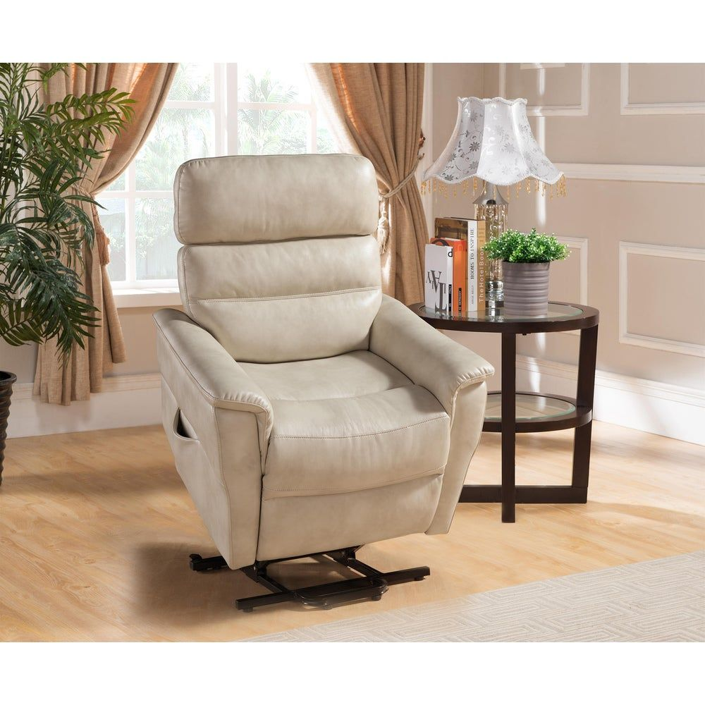 Copper Grove Bexbach Small Power Lift Recliner Chair in