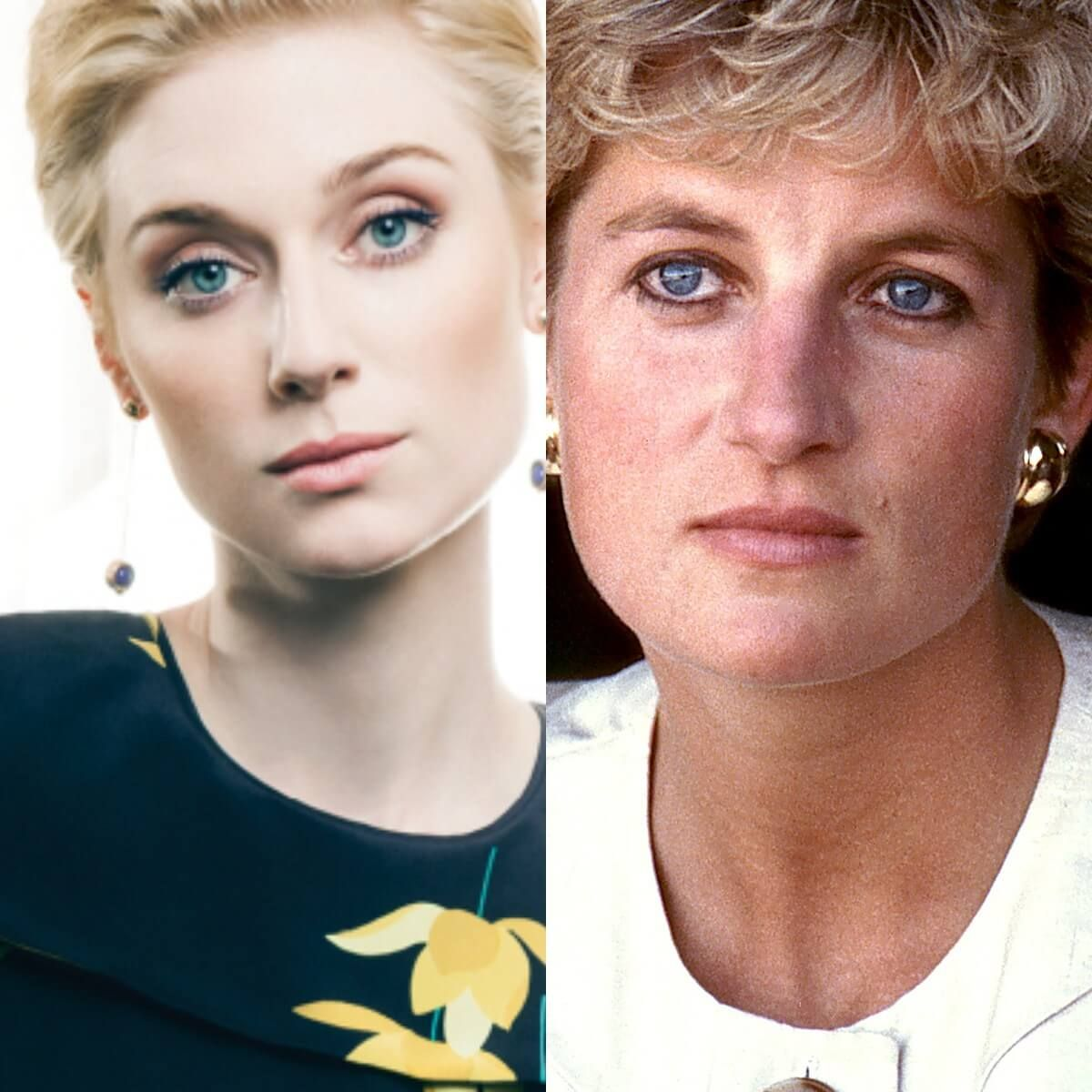 Actress Elizabeth Debicki To Portray Princess Diana In The Final Seasons For Netflix S The Crown In 2020 Elizabeth Debicki Princess Diana Diana
