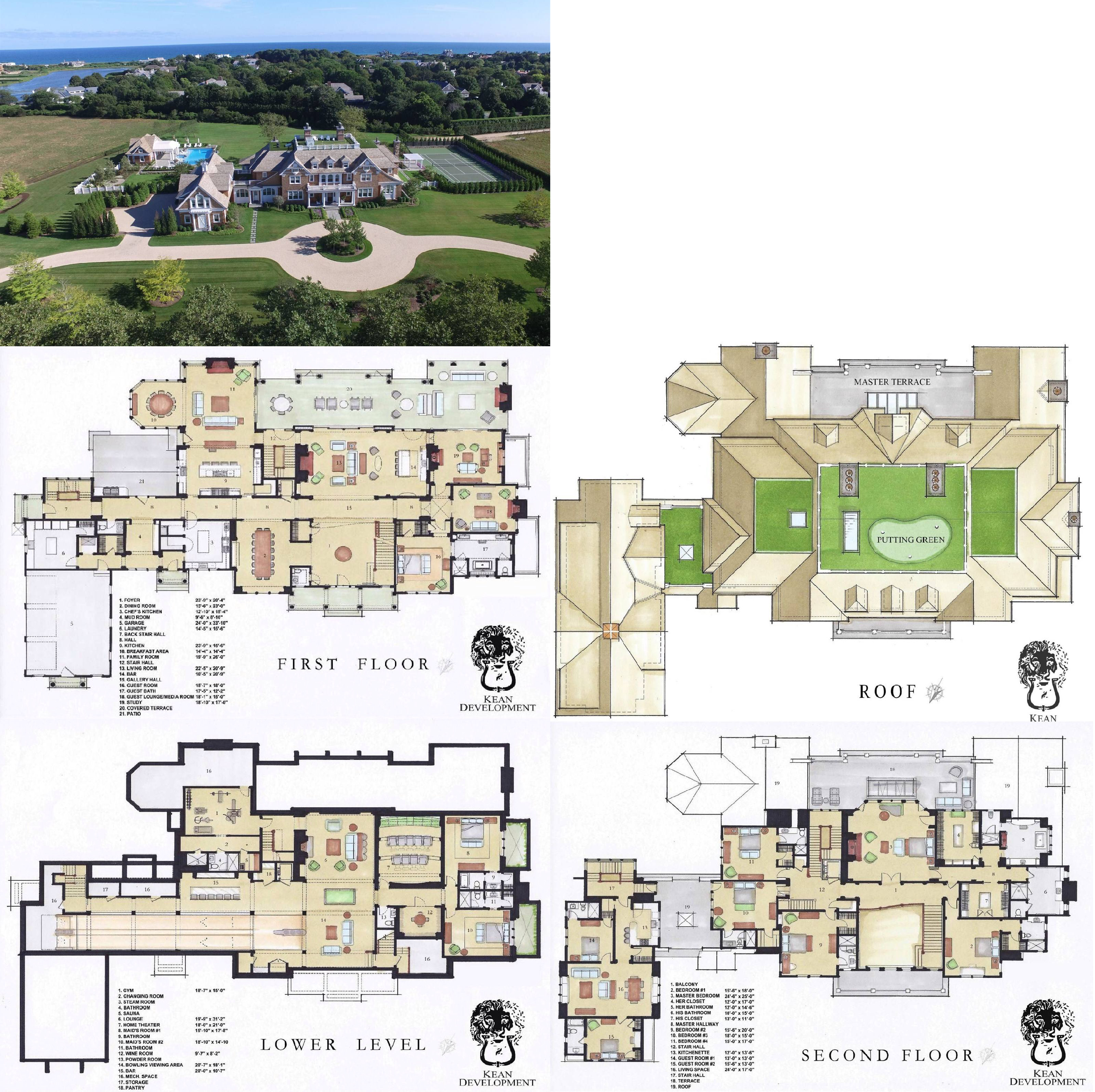 Update 9 Olde Towne Lane Southampton Ny 11968 Sotheby S International Realty Offers A Wide Select House Plans Mansion Mansion Floor Plan Dream House Plans