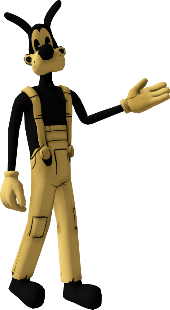 Boris the Wolf   Bendy and the Ink Machine Wiki   FANDOM powered by Wikia