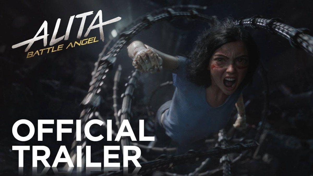 Alita battle angel official trailer hd 20th century