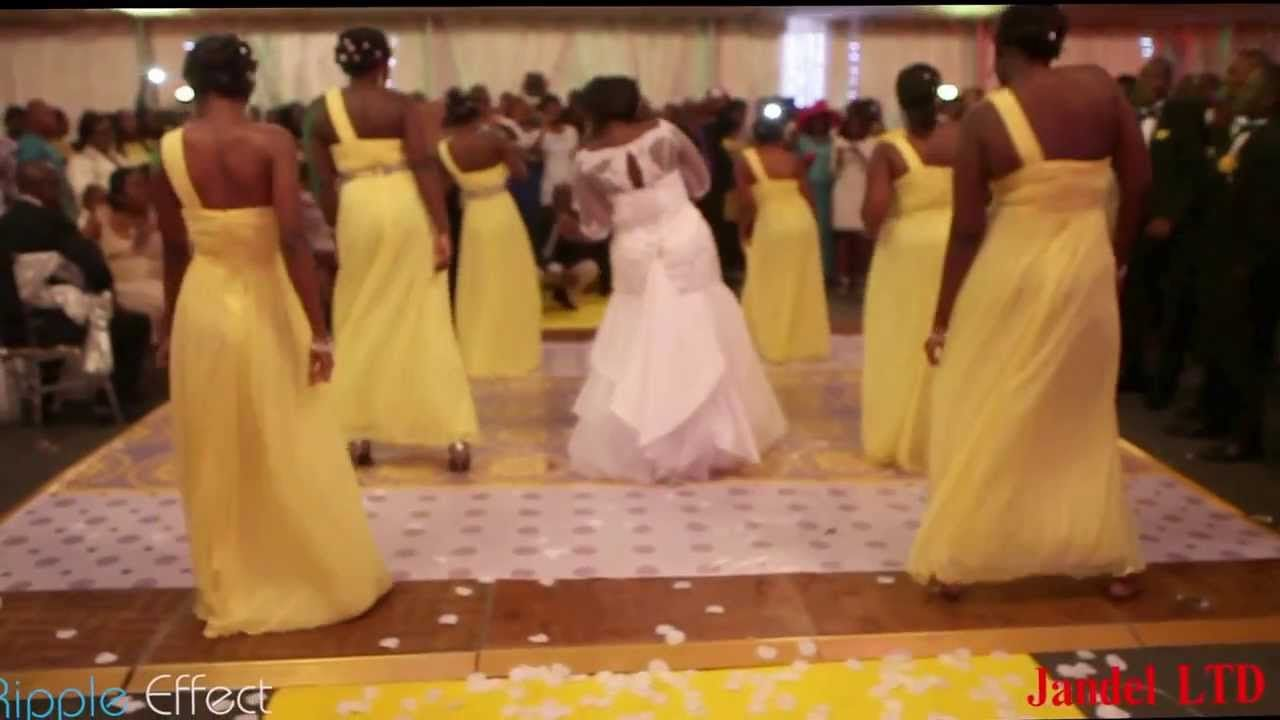 Wedding Reception Dance Is A Thing We Wait Keenly On So Why Have An Ordinary When You Can Extraordinary One
