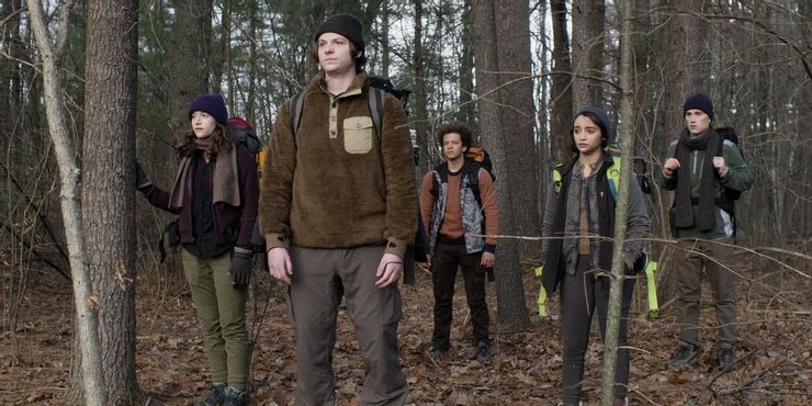 Pin By Mackenzie Baranoski On The Society In 2020 Society Shows Like Stranger Things Episode