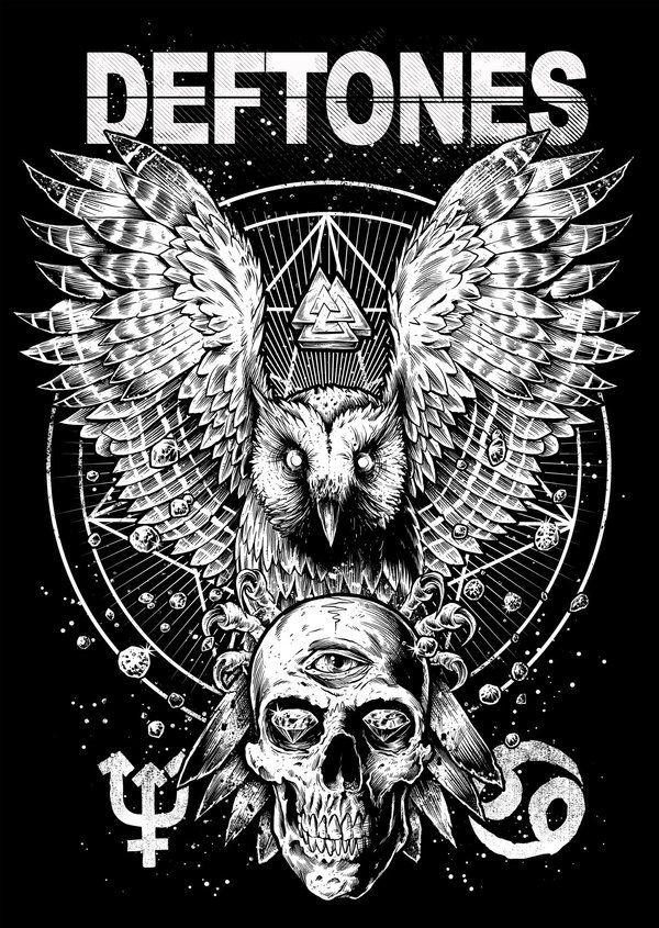 Deftones:+Untitled+by+Brandon-Heart.deviantart.com+on+@deviantART