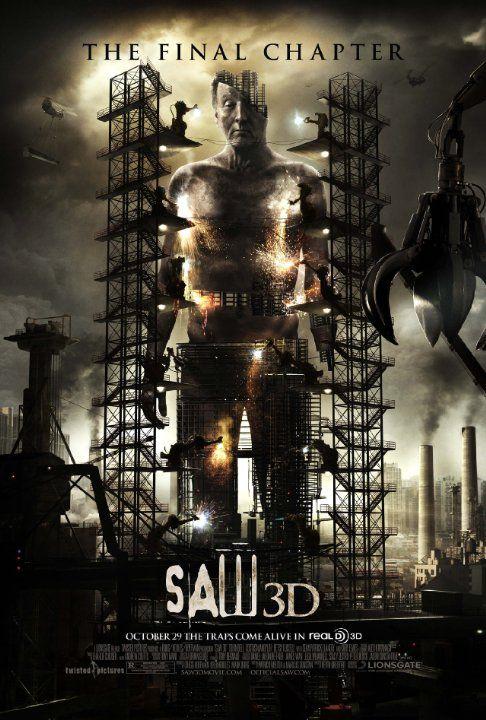 El Juego Del Miedo Vii 2010 Movies Tv Series Posters