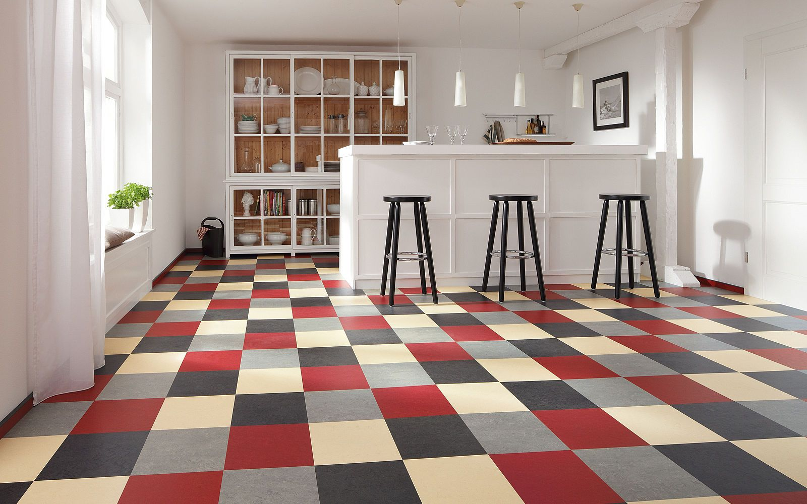 flooring ideas linoleum tile floor for kitchen flooring benefits
