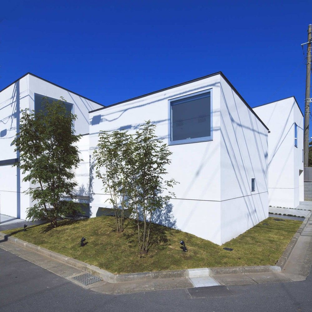 PTL / Satoru Hirota Architects Architect house