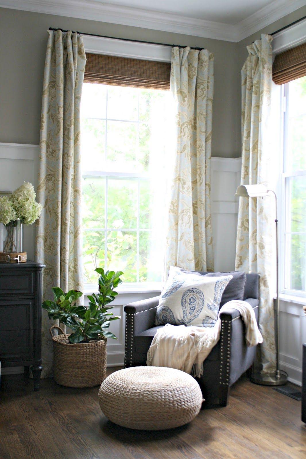 Feathering My Nest Family Room Ideas Bedroom Corner