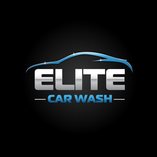 Elite Car Wash Needs A New Logo Design By Ziramcreative Logo