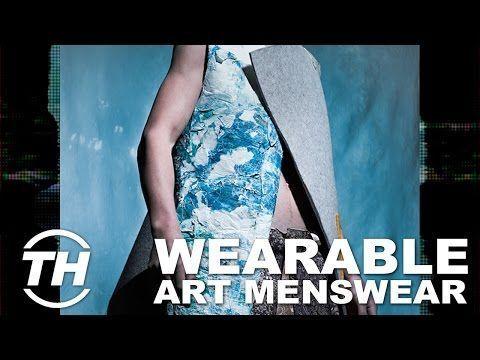 Photo of Wearable Art Menswear – Jana Pijak spricht über dimensionale Origami-Mode, …