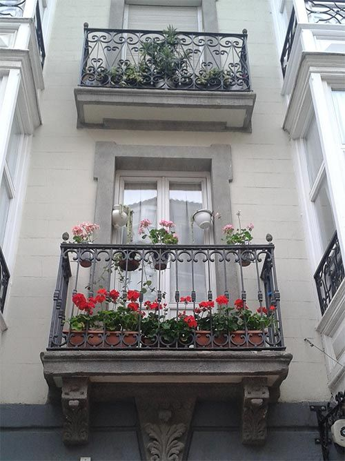 De <b>Rejas</b> Para <b>Balcones</b> <b>Rejas</b> Para Ventanas Y Frentes De Casas Pictures ...
