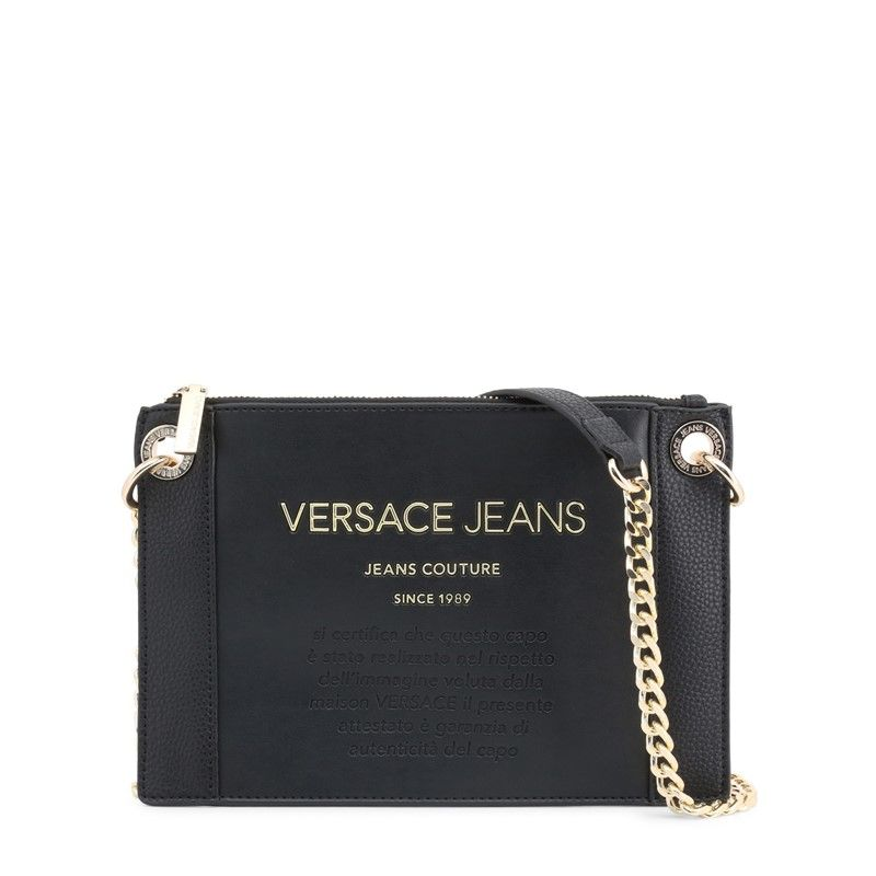 Versace Jeans E1vtbbt3 70889 899 Women Black Clutch bag