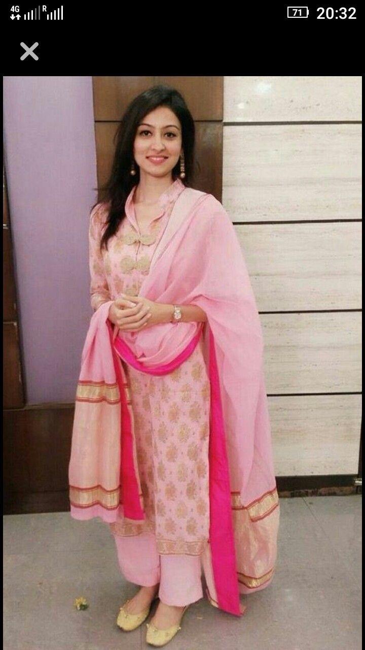 Lujoso Trajes Salwar Boda India Composición - Colección de Vestidos ...