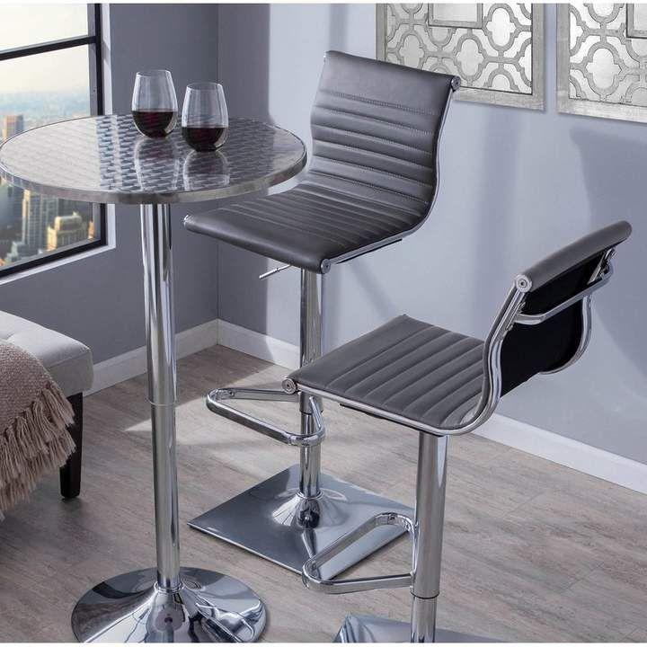 Fabulous Cadoz 33 Adjustable Height Swivel Bar Stool In 2019 Ibusinesslaw Wood Chair Design Ideas Ibusinesslaworg