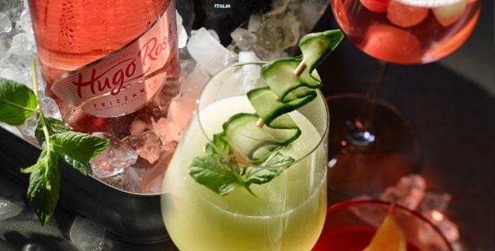Rezept: Prosecco-Melone-Gurke