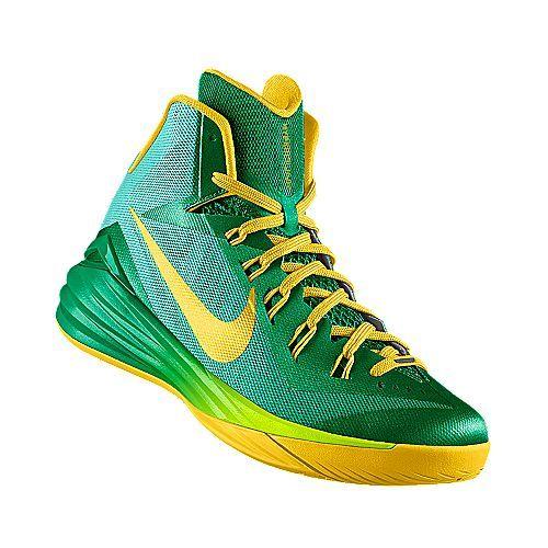 wholesale dealer b845b 9b9be I designed the green Baylor Bears Nike women s basketball shoe.