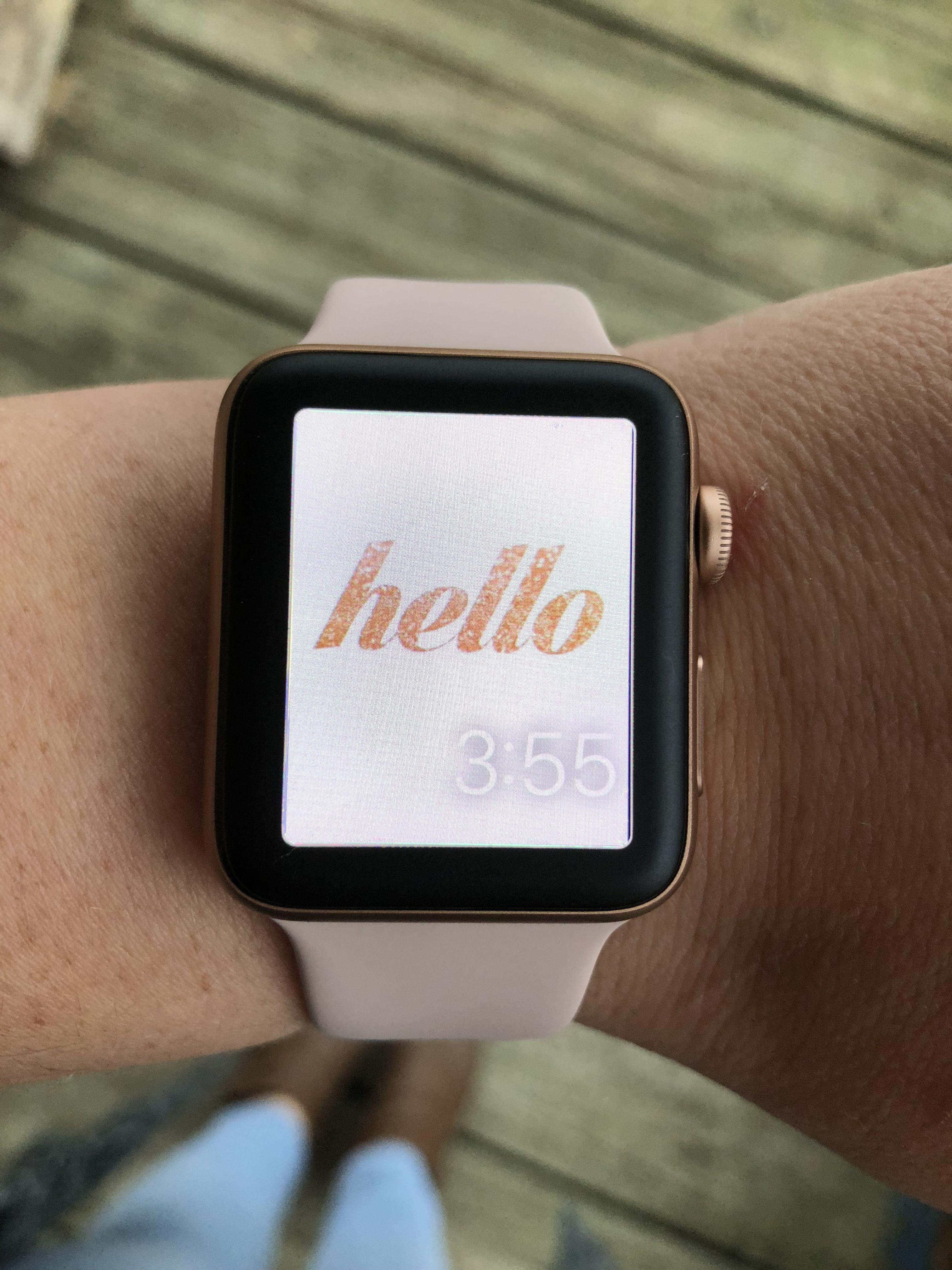 3000 Wallpaper Apple Watch 3  Terbaik