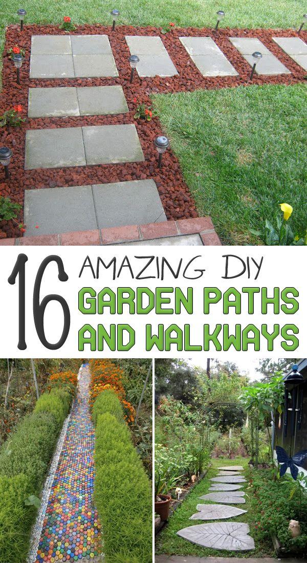 Garden Stepping Stones Diy How To Make