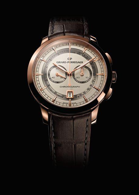 Girard-Perregaux 1966 Integrated Chronograph