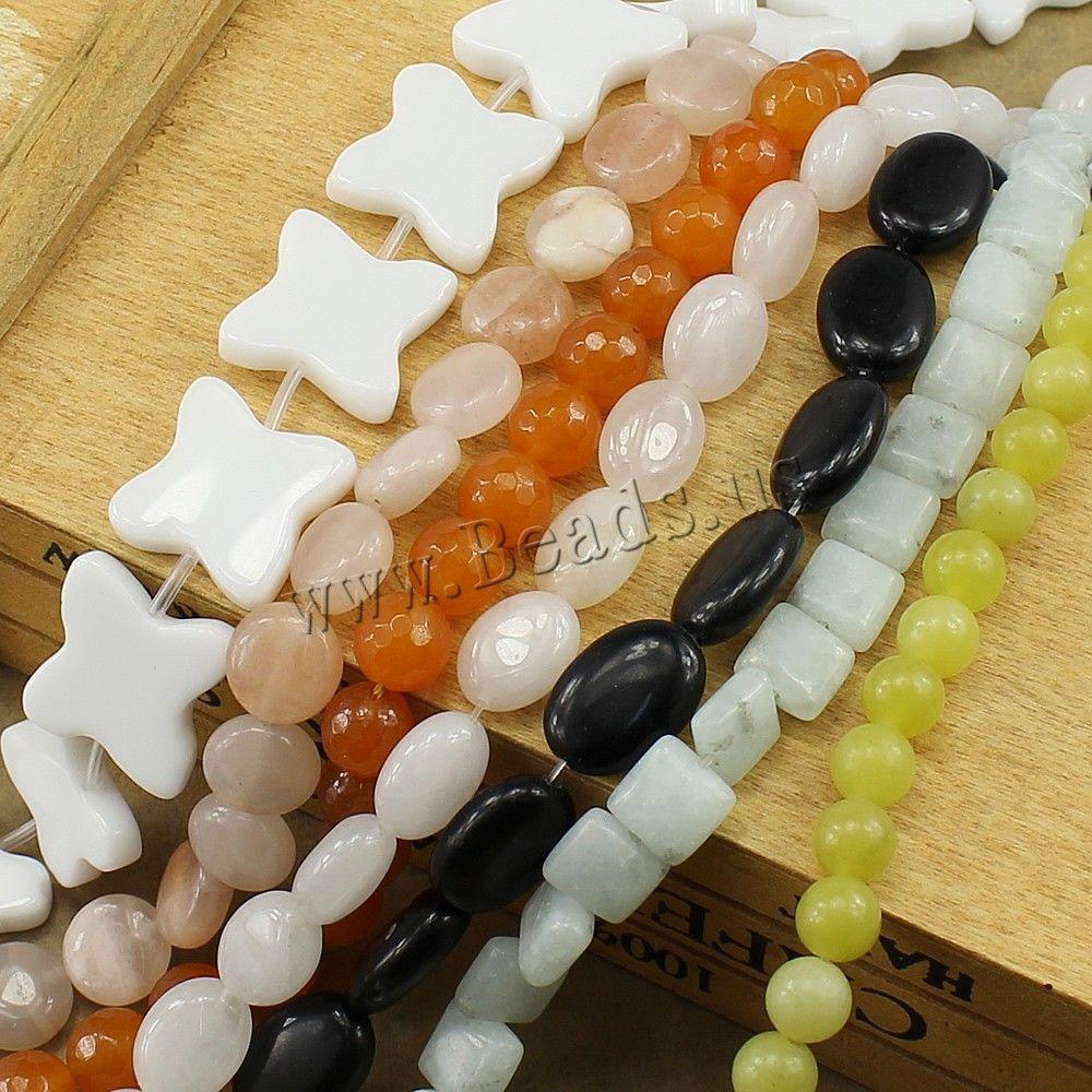 Espacio piedras preciosas perlas, mixto, 5-20x4-20x4-10mm, agujero:aproximado 0.5-2mm, longitud:aproximado 15-16 Inch, 10Strandsfilamento/Grupo, Vendido por Grupo,Abalorios de joyería por mayor de China
