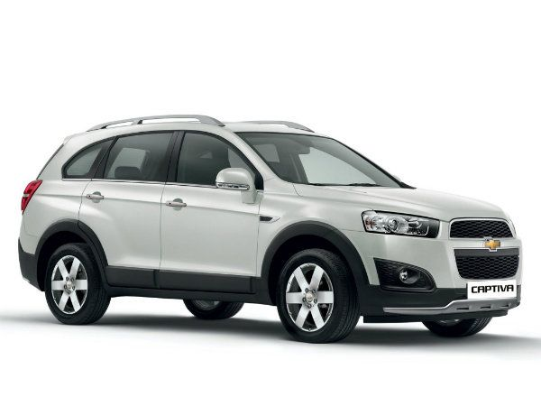 Gm Updates Website With Chevrolet Captiva Facelift Chevrolet Captiva Car