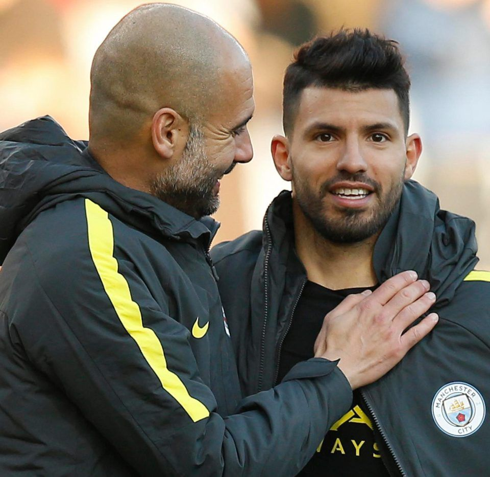 awesome Sergio Aguero Striker ready to quit Manchester City over