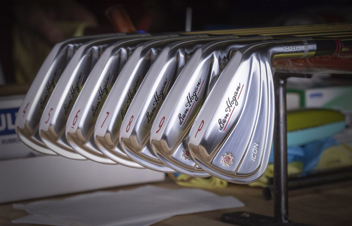 Ben Hogan Icon Irons in 2020 Golf clubs, iron