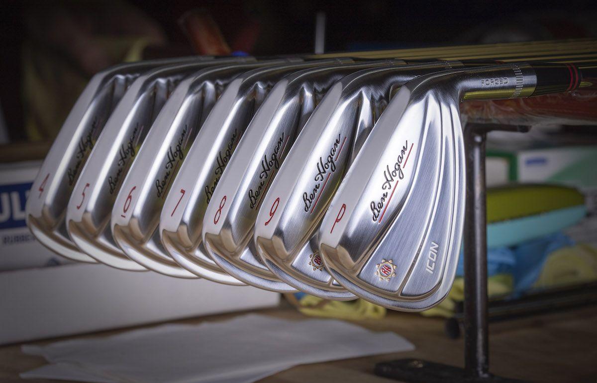 First Look: Ben Hogan Icon Irons | MyGolfSpy | Golf clubs, Iron ...